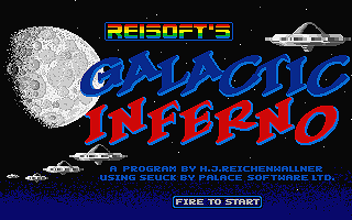 Galactic Inferno